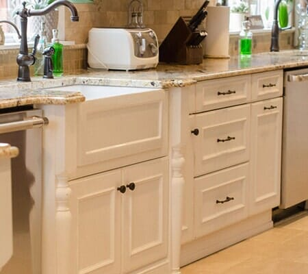 Custom Kitchen Cabinetry - Kitchens By Torrone