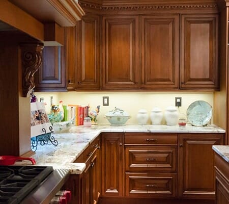 Custom Kitchen Cabinets - Kitchens By Torrone